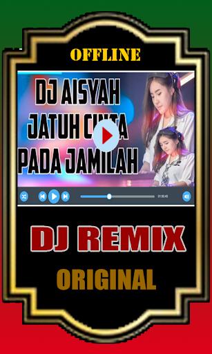 Dj Aisyah Jatuh Cinta Pada Jamilah Offline 1.0 screenshots 2