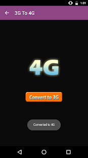 3G 4G Converter | Speed Test - Simulator- screenshot thumbnail