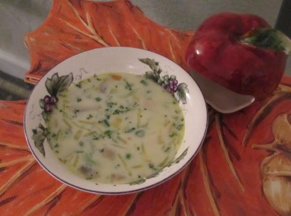 Healthy Veggie Soup Recipe