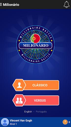 Millionaire Portuguese 1.0.0.20180724 screenshots 2