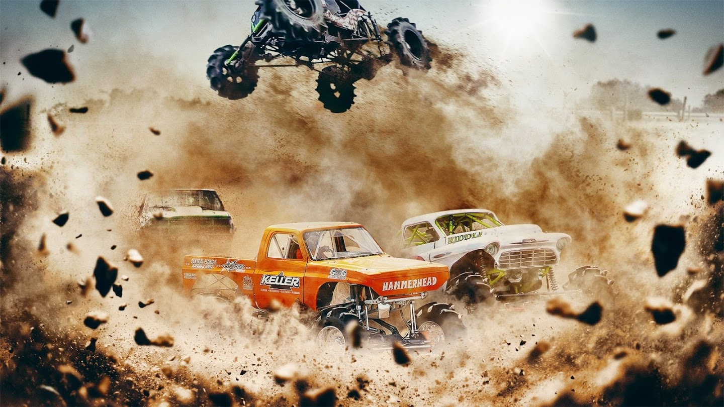 Watch Dirty Mudder Truckers live