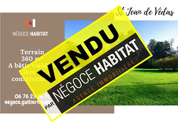 terrain à Saint-jean-de-vedas (34)