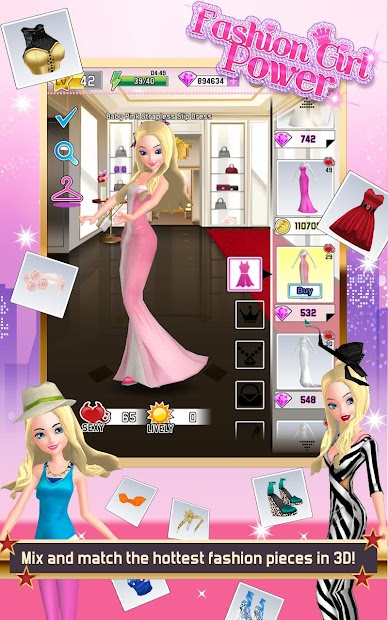 Fashion Girl Power screenshot 4