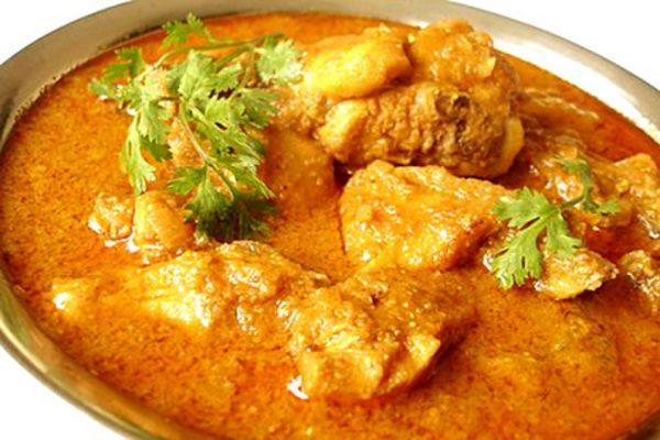 Cinnamon Curry Chicken Soup Recipe