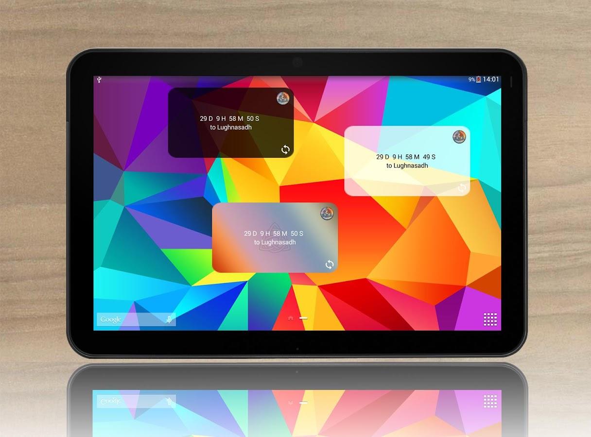 Calendar App Widget Android : Wicca calendar widget android apps on google play
