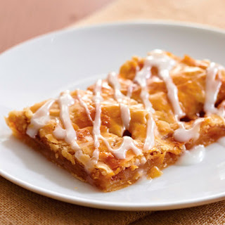 Old-Fashioned Apple Pie Squares
