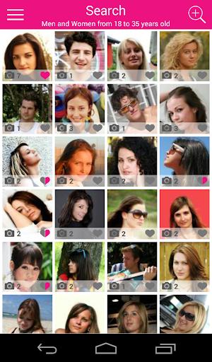 Date-me - Free Dating Screenshots 1