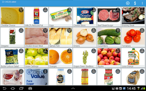 Visual Grocery Shopping List L screenshot 5