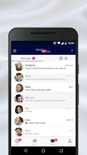 Israel Social - Dating Chat App Screenshots 5