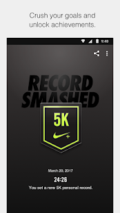 Nike+ Run Club- screenshot thumbnail