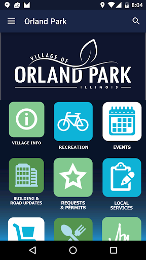 Village of Orland Park App