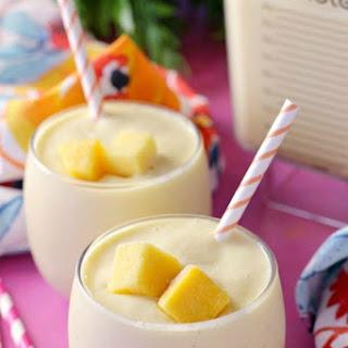 Sunshine Smoothie with Banana and Mango Recipe