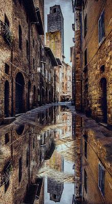 San Gimignano di Massimiliano zompi