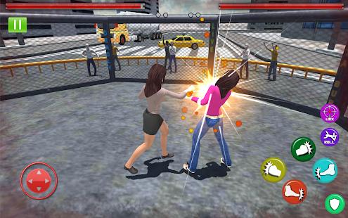 Grand Street Girls Real Fighting Club Revolution - náhled