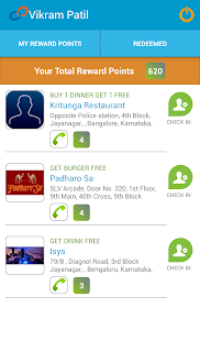 CuisineLinks Loyalty Program- screenshot thumbnail