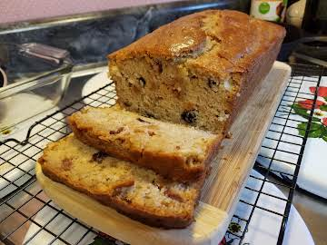 Apple Cider Loaf