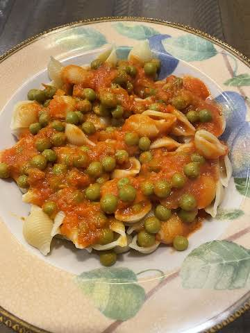 Peas and Macaroni