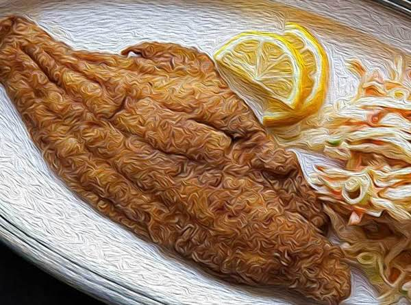 Baked Southern Catfish With A Twist Recipe
