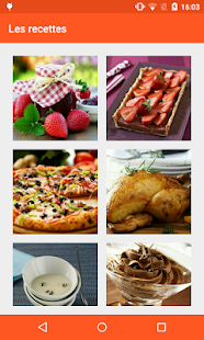 Recipes- screenshot thumbnail