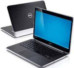 Photo: Two Dell XPS 14 WWAN laptops. More details here: http://dell.to/Oj6LIW
