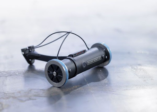 Tin Hàng hải quốc tế Robot_banh_xe_tu