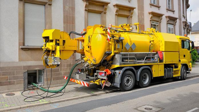 Dịch vụ hút hầm tại An Bình được thực hiện theo quy trình chuyên nghiệp và khoa học