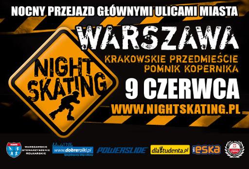 Nightskating - Warszawa 2011-06-09