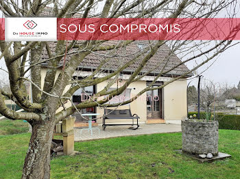 maison à Frières-Faillouël (02)