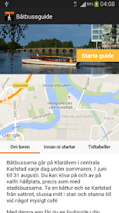 Karlstadsguide- screenshot thumbnail