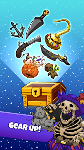 Idle Tap Pirates Mod Apk (Unlimited Money) 2