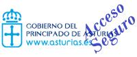 Servicio de Acceso Seguro del Principado de Asturias