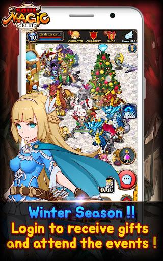 SoulMagicOnline - RPG  captures d'u00e9cran 1