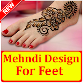 Foot Feet Leg Mehandi Designs ( Offline )