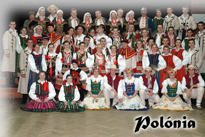 "POLÓNIA - Folk Dance Group ""ANILANA"""