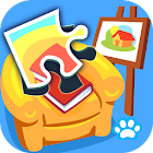 Kids Puzzle: Home icon