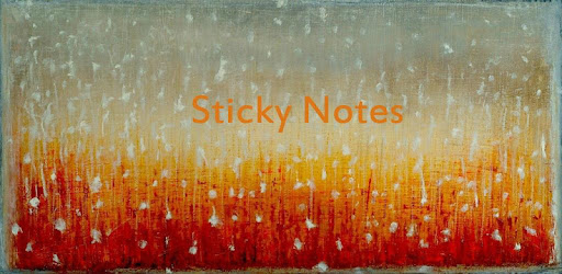 Sticky Notes for PC