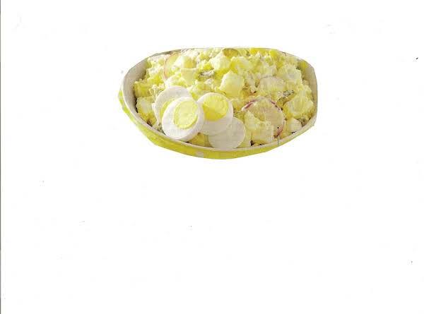 Grandmaw's Potato Salad Recipe