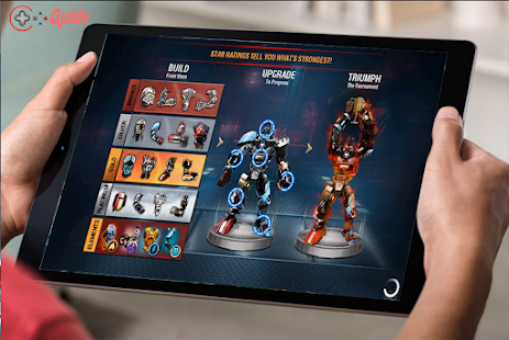 Guide for Real Steel Robot Boxing Champions New - náhled