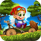 Fun Kid Racing Magic Forest