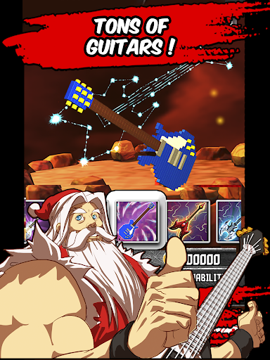 Santa Rockstar Tournament Edition 1.8 Screenshots 7