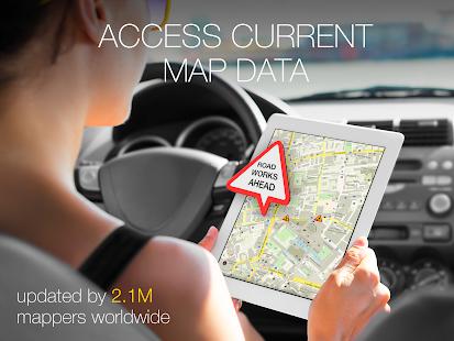 MAPS.ME –Offline Map & Routing - screenshot thumbnail