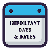 Important Days & Dates
