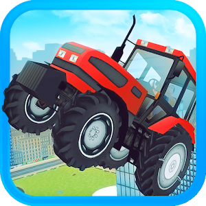 Tractor Farm Stunt Drive 2016 for PC and MAC
