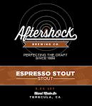 Aftershock Espresso Stout