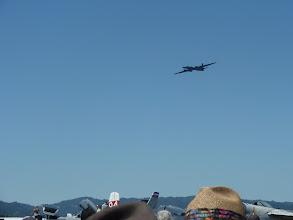 Photo: U-2 Flyby.