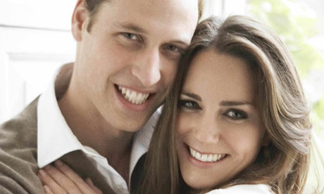 william and kate wedding invitation list. The guest list of the royal