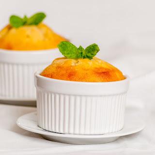 Pumpkin Soufflé.