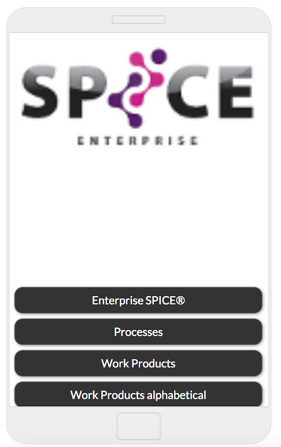 Enterprise SPICE®- screenshot
