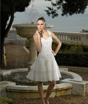 5 Tea Length Wedding Dress
