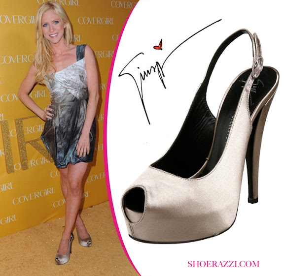 Brittany Snow ; Celebrity Shoes
